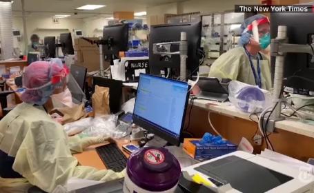 Măsuri drastice în SUA. Medicii iau în calcul să nu mai resusciteze bolnavii de coronavirus