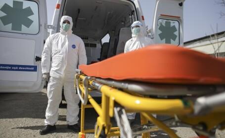 LIVE UPDATE. Situaţia cazurilor de coronavirus din România, duminică 29 martie