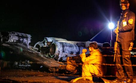 Un avion pentru evacuări militare s-a prăbușit în Filipine. Opt morți - 1