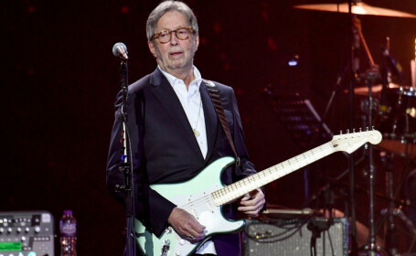 Legendarul Eric Clapton împlinește 75 de ani