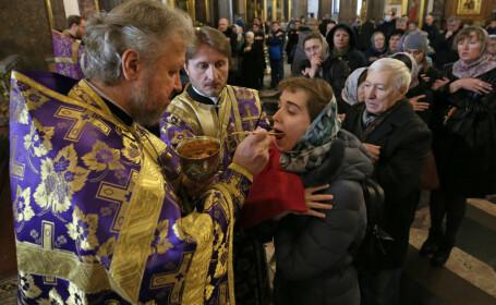 Slujbe religioase în Rusia, în ciuda pandemiei de coronavirus - 2