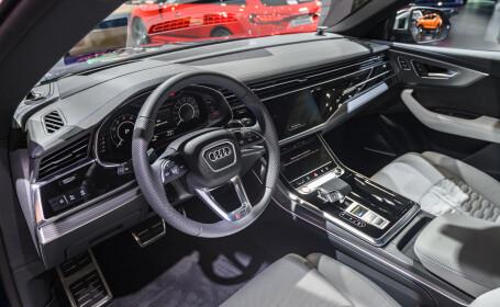 SuperSpped a facut un TOP 5 ale celor mai tari interioare din industria auto din 2020