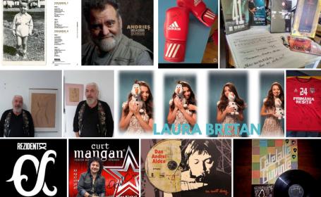 Bani pentru spitale. Artiști de rock și folk din România oferă spre licitație obiecte personale