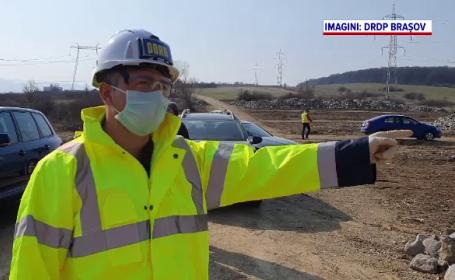 Au început lucrările la Autostrada Sibiu- Pitești. Când va fi gata