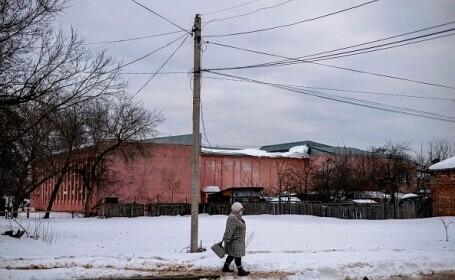 Colonia penitenciară unde este închis Navalnîi, \