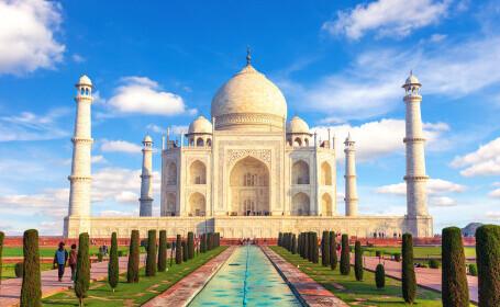 Alertă cu bombă la Taj Mahal. Monumentul a fost închis temporar
