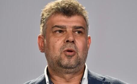 """Marcel Ciolacu, întrebat dacă Liviu Dragnea mai are loc în PSD: """"E o discuţie care nu-şi are rostul în acest moment"""""""