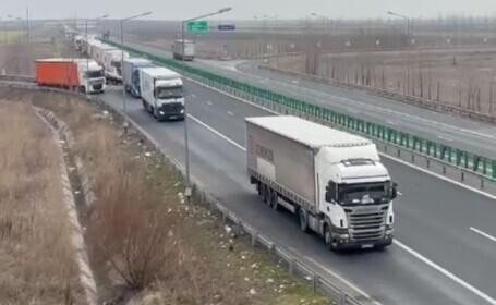 Cozi în vămi, la frontiera de vest. Ce controale fac autoritățile maghiare