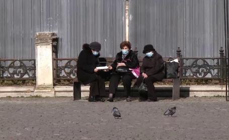 Oameni cu mască