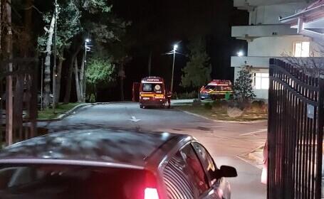 Pompierii chemați să intervină în incendiul din Craiova au greșit adresa. De ce au mers la alt spital
