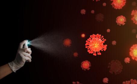 Vaccin anti-COVID spray, dezvoltat de finlandezi. A dat rezultate bune pe animale
