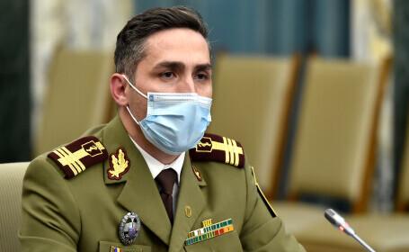 Valeriu Gheorghiţă: Varianta indiană a SARS-CoV-2, identificată la peste 35 de persoane în România