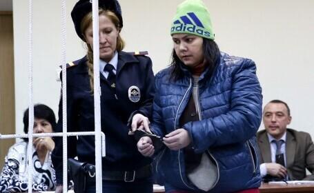 O bonă care a decapitat o fetiţă de patru ani, eliberată după doar 5 ani de închisoare