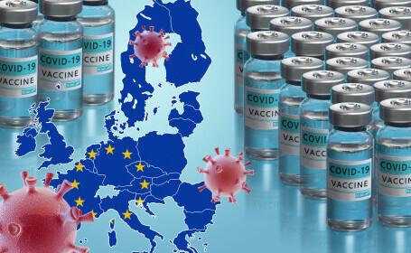 Statele membre ale UE se ceartă pe modul de distribuire a vaccinurilor