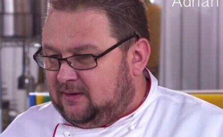 Chef Adrian Pop a murit. Bucătarul a ajuns la spital în comă, după o petrecere cu polițiști