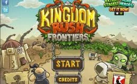 Jocul săptămânii, un clasic la 9,50 lei. Play Frontiers: Tower Defense