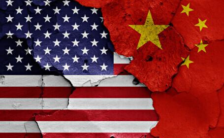 Tensiuni între SUA și China: \