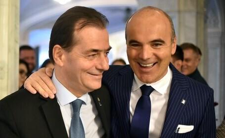 """Orban, despre negocierile pentru formarea coaliției: """"Am fost părăsit de Rareş Bogdan, Raluca Turcan și Robert Sighiartău"""""""
