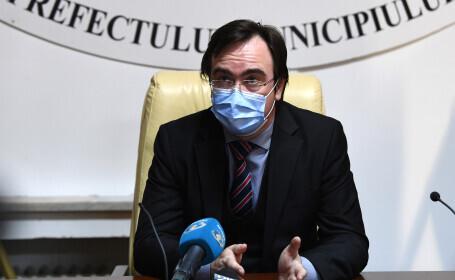 Prefectul Capitalei va cere în instanţă anularea restricţiilor impuse în sectorul 5