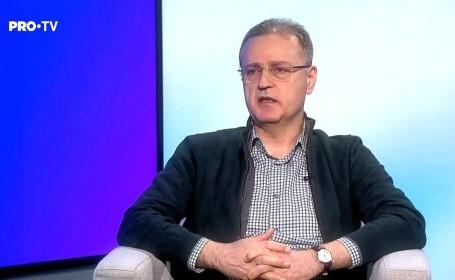 Prof. dr. Cristian Baicus, medic primar medicină internă