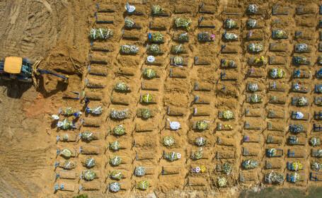 Morminte Brazilia