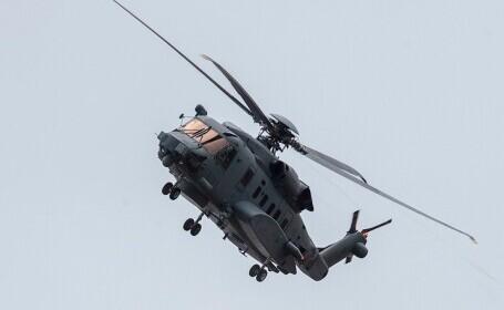 Un pilot, logodit de câteva luni, a murit la 25 de ani, într-un accident de elicopter
