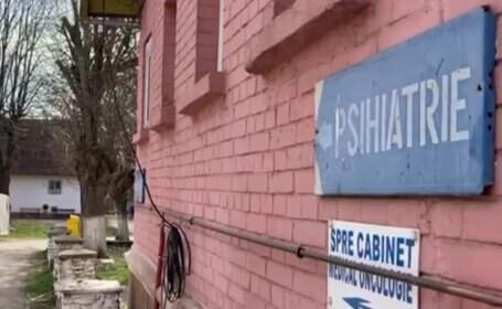 Focar de COVID la secția de psihiatrie a spitalului din Târgu Jiu