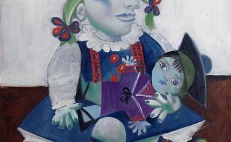 fiica lui Picasso