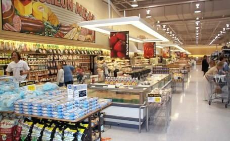 N-a trecut bine Revelionul, ca romanii au si revenit in supermarketuri