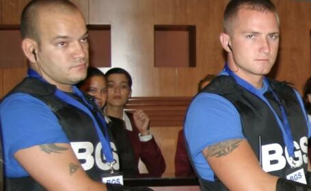 Seful BGS si alti 54 de agenti, invinuti in dosarul scandalului de la mall
