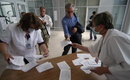 Trei din cei cinci pacienti de la Timisoara au gripa AH1N1
