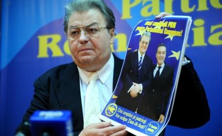 Afis electoral PRM
