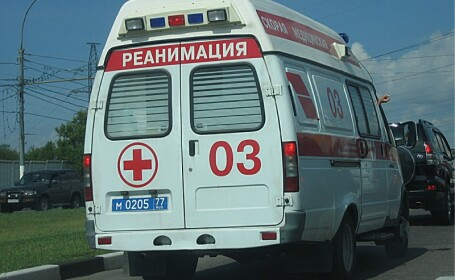 Ambulanta Rusia