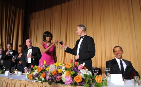 Michelle si Barack Obama