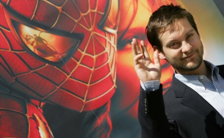 Tobey Maguire, interpretul lui Spiderman