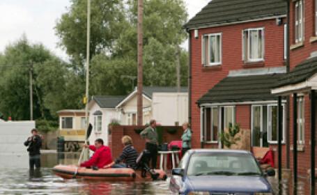 Stare de urgenta in statul american Viginia de Vest din cauza inundatiilor!