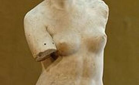 Faimoasa Venus din Milo risca sa piarda titlul de cea mai veche statueta!