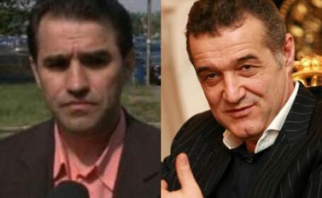 Romulus Dumitrescu, Gigi Becali