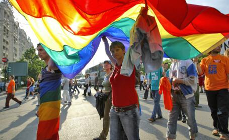 Forte de ordine impresionante pentru Gayfest si alte doua marsuri
