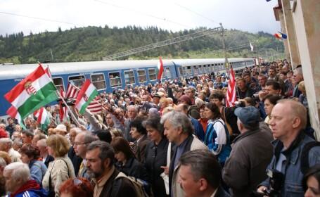 Pelerini catolici din Ungaria