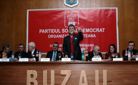 Ion Vasile, unul dintre cei mai vechi membri ai PSD, paraseste partidul!