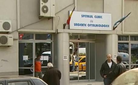 SOCANT! Un medic s-a aruncat de la etajul 7 al Spitalului de Oftalmologie