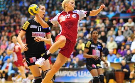 Viborg-Oltchim, 28-21! Finala Ligii Campionilor!