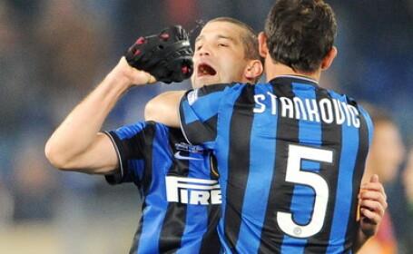 Chivu nu va juca meciul viitor, la Inter, pentru ca a protestat!