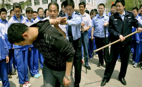 Atac criminal in China