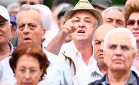 Protest Pensionari