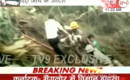 Accidentul aviatic din India, provocat de o greseala de pilotaj