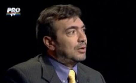 Prof. dr. Narcis Copca, directorul Spitalului Sf. Maria