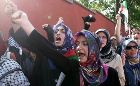 Violente Turcia