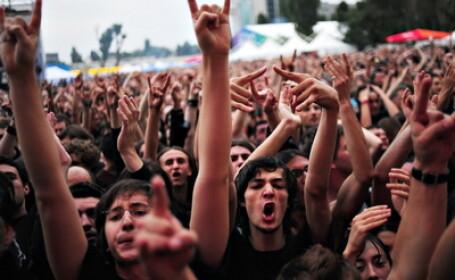 Festivalul de muzica de la Roskilde, Danemarca, indoliat de moartea unei femei